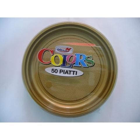 50 Piatti dessert oro