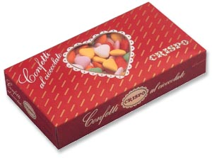 Amorini cioccolato assortiti