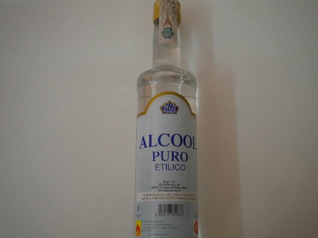 Alcool puro 96°
