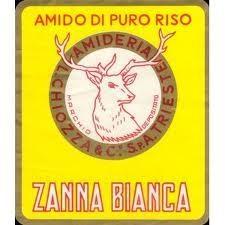 Amido di riso Zanna bianca kg. 1
