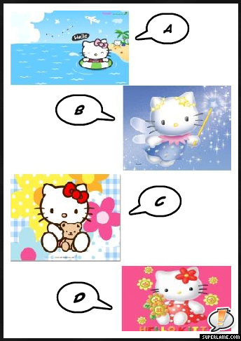 Cialda Hello kitty cm. 20x30
