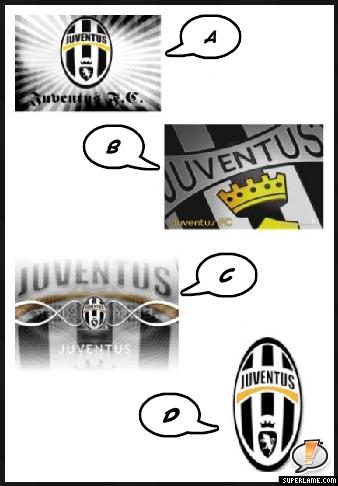 Cialda squadra Juventus