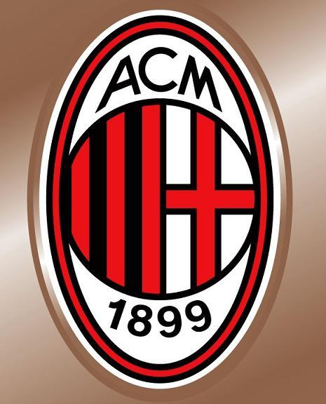 Cialda squadra Milan