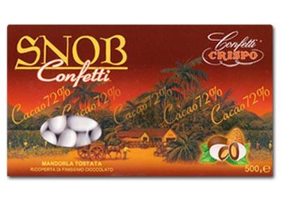 Confetti snob cioccolato fondente