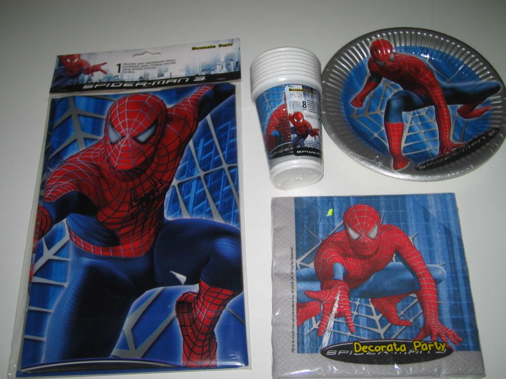 Coordinati Spider Man
