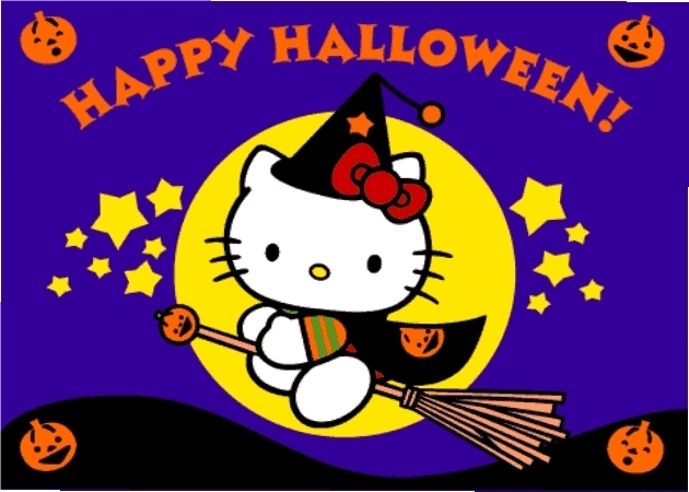 Cialda Hallo Kitty Halloween