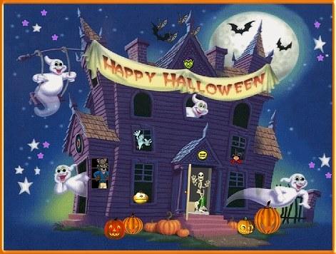 Cialda Happy Halloween 1