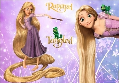 Cialda Rapunzel