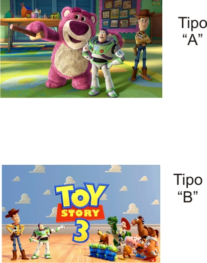 Cialda Toy Story 3