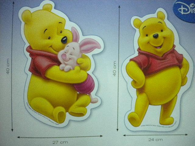 Cialda sagoma Winnie the Pooh