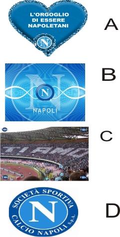 Cialda squadra  Napoli