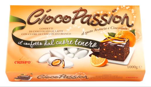 Ciocopassion arancia e cioccolato