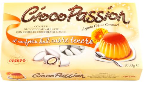 Ciocopassion creme caramel