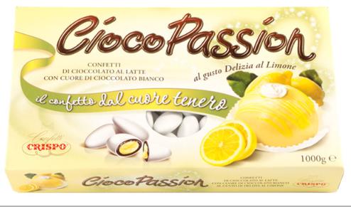 Ciocopassion delizia a limone