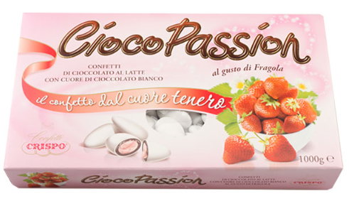 Ciocopassion fragola