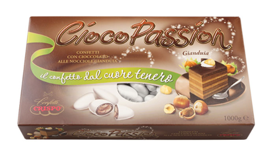 Ciocopassion gianduia