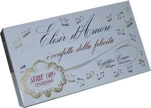 Elisir d' amore serie oro