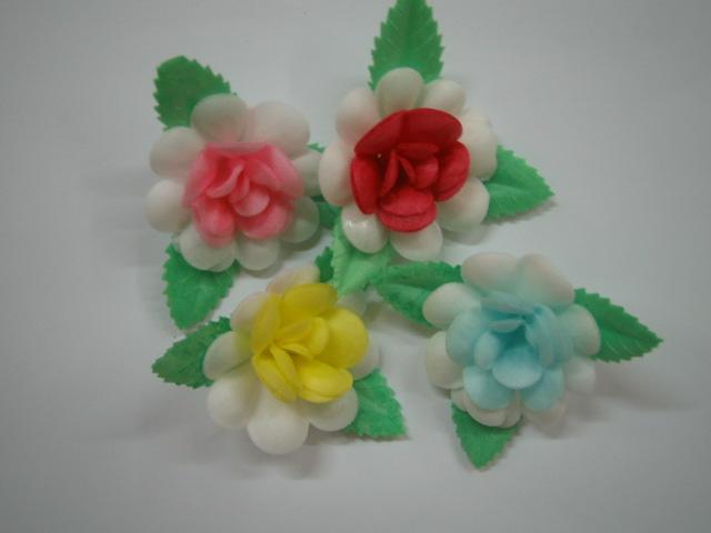 Fiore doppio in ostia