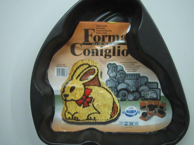 Forma coniglio