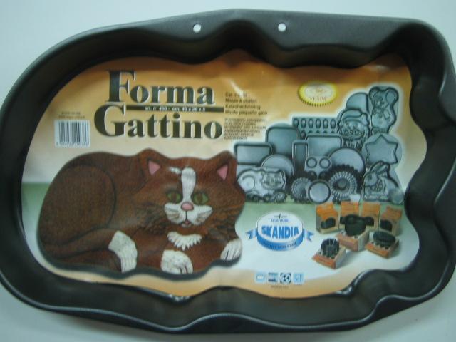 Forma gattino