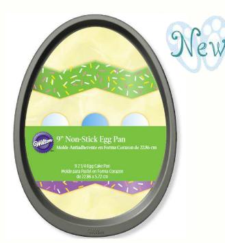 Forma antiaderente uova
