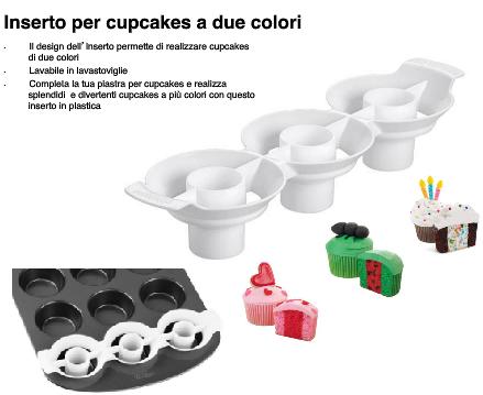 Inserto per cupcake