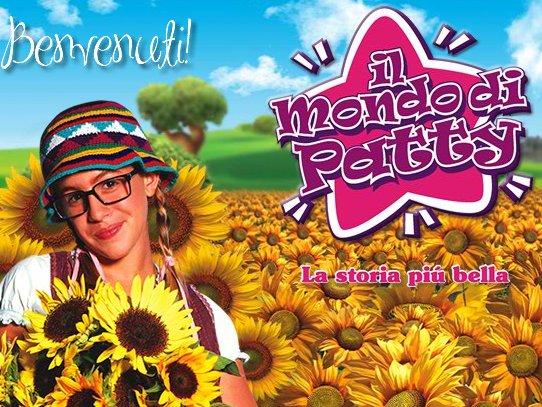 Inviti per feste il mondo di Patty