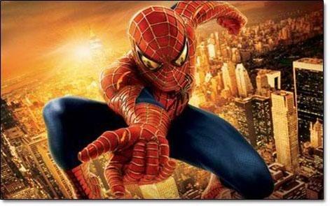 Inviti per feste Spider-man