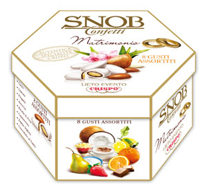 Lieto evento snob gusti assortiti