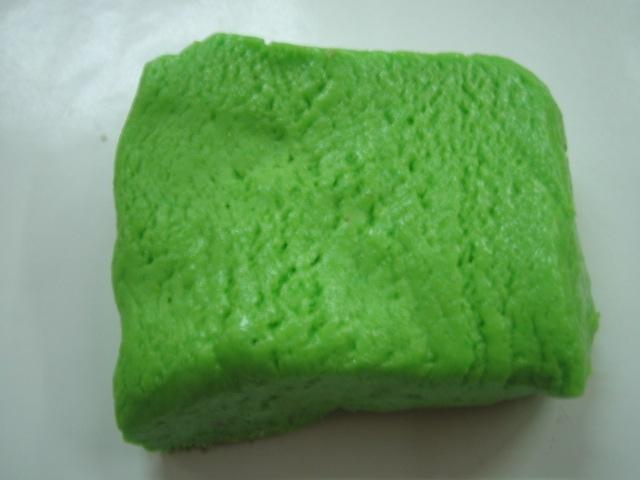 Marzapane verde