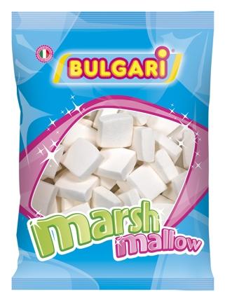 Marshmallow bianco quadrato