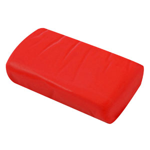 Pasta di zucchero kg.1 rossa