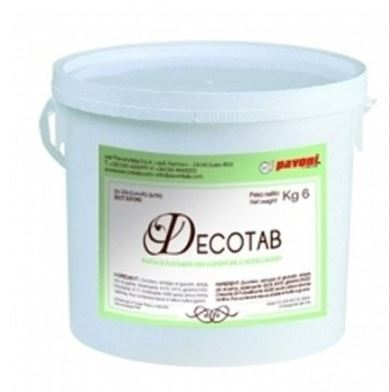 Pasta di zucchero kg.6 Pavoni