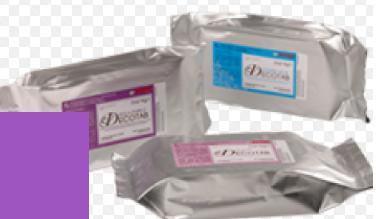 Pasta di zucchero kg.1 viola