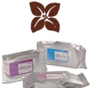 Pasta di zucchero cacao 250 gr.