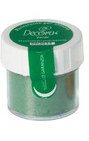 Perlescente verde Decora