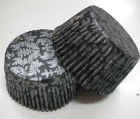 Pirottini damascati nero