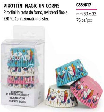 Pirottini unicorno
