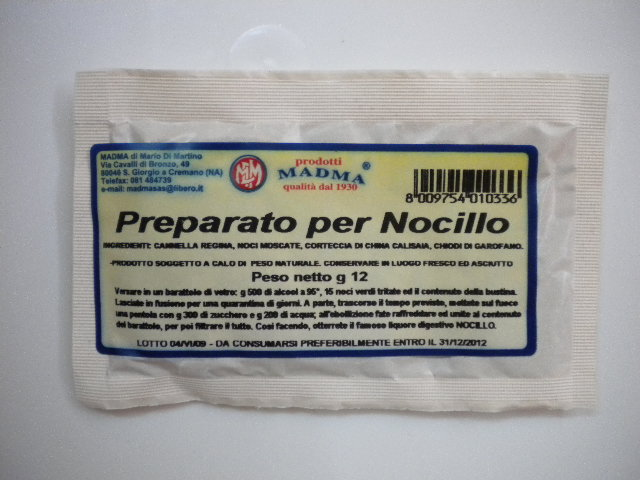 Preparato per nocillo