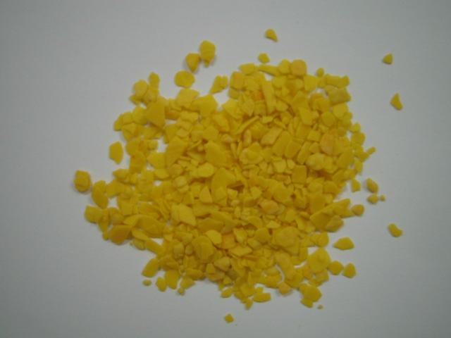 Scaglietta cioccolato giallo