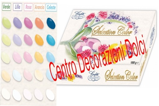 Selection Colors Crispo