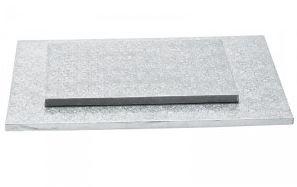 Sottotorta quadrato cm.25x1,2