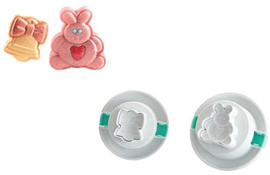 Stampo espulsione coniglio/campana