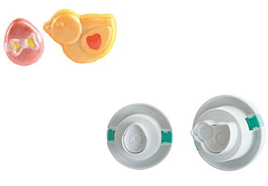 Stampo espulsione uovo/pulcino