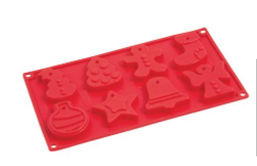 Stampo in silicone dolcetti