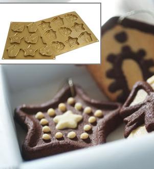 Stampo biscotti di Natale