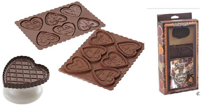 Stampo in silicone per biscotti