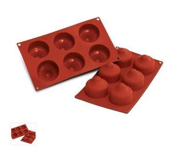 Stampo in silicone bacio