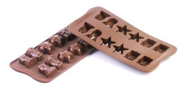 Stampo in silicone Natale 2