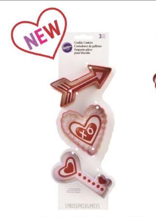 Tagliapasta cuore freccia chiave